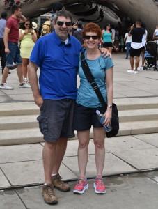 Jonathan and Jodi Ginsberg